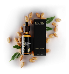 Nanoil almond oil